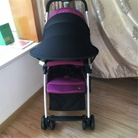Stroller Parts & Accessories Universal Baby Sunshade Sun Visor Car Seat Frame Awning Rain Cover Canopy