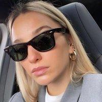 Sunglasses Classic Square Polarized Women's 2021 Trend Luxury Driving Shades Male Sun Glasses Goggle UV400 Gafas De Sol
