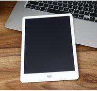 Portátil 10 polegadas pequenas placas quadro-negro LCD tablet magnético quadro para crianças graffiti giz escrita eletrônica placa