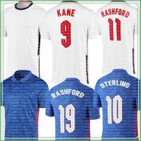 High Fussball Jersey 2021 2022 Kane Sterling Rashford Sancho Grealischer Berg Foden Henderson Maguire Saka 20 22 National Football Hemd