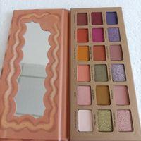 1pcs maquillage de pêche sucrée maquillage ombre au chocolat palette or palette de paupières bébé bar 18 couleurs pêches cosmétiques