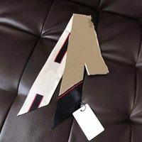 1 PZ Hot Sciarpa Sciarpa Sciarpa Stampa Borsa involucri Lettera Anelli Geometrici Stile Geometrico Sciarpe di design 11estyles 6 * 120 cm Sciarpa di seta