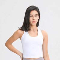 Duygu Kadınlar Longline Racerback Kırpma Tank Tops Temel Salon Slim Fit Egzersiz Tops Spor Yoga Fitness için Tops