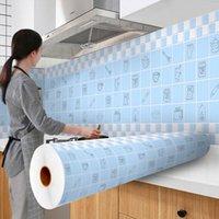 Наклейки на стену Мозаика Плитка Peel и Stick Самострадальная задняя панель DIY Кухня Ванная комната Наклейка 3D Обои