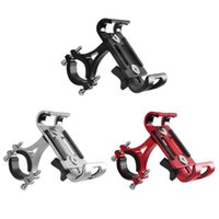 Car & Truck Racks Non-slip MTB Bicycle Phone Holder Bike Motorcycle Handlebar Clip Stand Mount Cellphone Bracket Cycling Accessories
