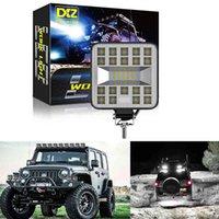 29 LED Work Light Flood Beam Bar Car SUV ATV Off-Road Driving Fog Lamps Worklight IP 67 Waterproof Floodlight Spotlight