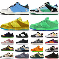 Dunk Schuhe Männer Frauen SB Chunky Dunky Turnschuhe Niedrig Skateboard Laufen Paris Brasilien Syrakus Weiß Off Kentucky Casual Sports Trainer