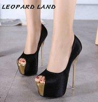Leopard Land 2020 каблука обувь сексуальная изысканная рыба головка водонепроницаемая обувь женщин женщин сексуальная мода рыб ног 546a #