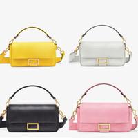 2020 5A 품질 정품 Leathe Baguette 어깨 가방 나일론 핸드백 베스트 셀러 디자이너 럭셔리 지갑 여성 가방 크로스 바디 가방 호보 지갑