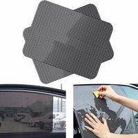 20- 50 sets 2pcs set Of Car Window Sunshade Cover Rear Window...
