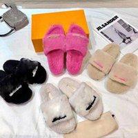 2021 Designer Donnes Winter Paseo Piatto Comfort Scarpe Comfort Lena Pantofole Piattaforma Appartamenti Roma Sandalo Donne Slidel Slides Flip Flop Slipper taglia35-42