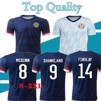 2021 Scotland futebol jersey euro copo 21 22 homem crianças camisa futebol robertson fraser naismith mcgregor christie forrest mcginn camiseta futbol