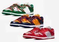 2021 أصيلة فوتورا دونك الأبيض الصنوبر الأحذية الخضراء الجامعة الأحمر منخفض الحذاء الرجال النساء النساء الرياضة سكيت أحذية رياضية