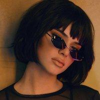 Kendall et Kylie Lunettes de soleil ovale sans lanières pour femmes Lentilles rouges claires de femmes teintées de soleil teintées lunettes de soleil sillonnées