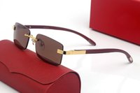 Lunettes de soleil design de luxe femme femme de lunettes ornementales ornementales ornementales support doré gris tilver alliage brun graving décoration