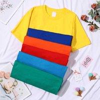 Surfing em ukiyoe kanagawa japão camiseta womens algodão harajuku t - shirts Cartoons Camisas de qualidade de moda Crewneck feminino tshirt Y0606