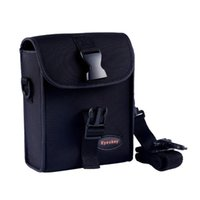 Telescope & Binoculars Portable Shoulder Pouch Simple Storage Bag Outdoor Organizer Travel Bag(Black)