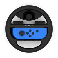 Controller di gioco Joysticks 2021 Poggiateletta da sterzo Poggiateletta per switch -con Controller Gamepad Mano Grip Stand