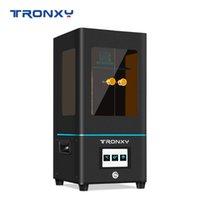 프린터 Tronxy Mono 6.08 인치 2560 * 1620 2K 스크린 고속 라이트 경화 3D 프린터 해상도 매트릭스 병렬 소스