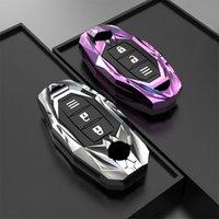 سبائك الزنك سيليكون سيارة الذكية مفتاح فوب غطاء القضية ل infiniti FX35 QX50 لنيسان Qashqai J11 بولسار Juke Tiida Note Keychain
