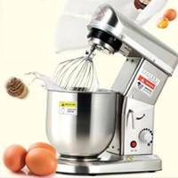 Food Processor 5L 350W Kitchen Stand Mixer Cream Egg Whisk Blender Cake Dough Mixer Bread Maker Machine