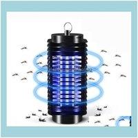 Control Household Sundries Home & Gardenmosquito Electronics Killer Electric Bug Garden Trap Zapper Lamp Anti Mosquito Repeller Pest Contro