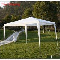 10'x10 'مظلة حفل زفاف خيمة الزفاف الثقيلة شرفة جناح c qylkoq homes2011