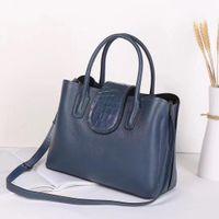 HBP genuine leather zipper bag designer handbags luxury tote shoulder bags fashion backpack