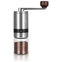 2021 الرئيسية دليل طاحونة مطحنة القهوة مع الدورات السيراميك 6 إعدادات قابل للتعديل - أدوات كرنك اليد المحمولة