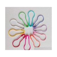 ألوان جديدة! تأمين علامات غرزة - مجموعة من 1000 / طلب - شكل الكمثرى - إجمالي 10 كولو Jllwon Home003