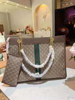 النساء المصممين المصممين حقائب سعة كبيرة حقيبة تسوق حقائب اليد الفاخرة حقيبة جلدية حقيبة يد المرأة المحافظ الأزياء الكتف bagz537219