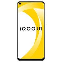 """الأصلي IQOO U1 4G الهاتف المحمول 6GB 8GB RAM 128GB ROM Snapdragon 720g Android 6.53 """"48mp 4500mah معرف بصمات الأصابع الوجه واك"""