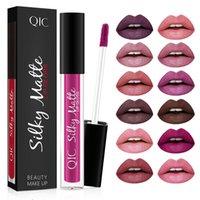 Lip Gloss Snow Lady Qic opaco rossetto Trucco 24 ore Lunga durata Nudo Red Pigmentato Liquido impermeabile Non essiccazione cosmetici