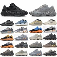 최고 품질 700 V2 V3 남자 Wemen 캐주얼 러닝 야외 신발 Clabro SRPHYM Azael Alvah 거품 러너 크림 정적 Tephra Vanta 플랫폼 Yeezys yezy sneakers