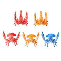 Pencil Bags Exquisite 3D Scorpions Pen Stand Sunglasses Holders Creative Holder Desk Ornaments Home Office Desktop Decoration