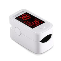 Outdoor Gadgets Finger Clip Led Screen Blood Oxygen Saturation Test 1.5 Inch Display Digital Fingertip Health Care