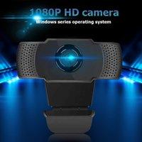 Cámara web Cámara web gratuita de micrófono incorporado con USB HD 720P 1080P Cable de resorte para accesorios para computadora