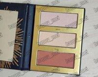 LIVRAISON GRATUITE EPACKET NOUVEAU Maquillage Face PRO Protour Palette de Contour 3 couleurs Poudre!