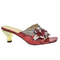 Dress Shoes 2021 Fashion Women Nierian Party Pumps With Rhinestone Wedding For Bride Elegant Luxury Designers