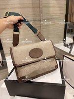 Luxury Designer Waist Bag Ophidia Dubbelsidig Tiger Head Lutad Axel Bagsatchel Fashion High Quality Handväska