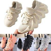Bebekler 450s Kany Koşu Ayakkabıları EVA Köpük Exoskeleton Sole Pembe Kızlar Bulut Beyaz Koyu Kayrak Siyah Primekitler Reçine Serin Gri Küçük Çocuklar Wisdonm