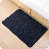 Multi Functional Home Bathroom Bedroom Anti-slip Mat Indoor Outdoor Solid Doormat Printed Corridor Floor Mat Welcome Rug Carpet DH1114 T03