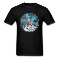 Niños Tee The Sound of Nature T-Shirt Men T Shirt T Shirt Art Designer Tshirt DJ Tops Geek Teses No Fade Summer 100% algodón ropa negro O-cuello [qeuympx@163.thildren's Ropa