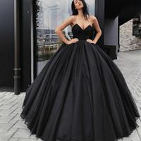 Siyah Gelinlik Modelleri 2021 Yeni Örgün Akşam Parti Pageant Törenlerinde Özel Durum Elbise Dubai 2 K21 Siyah Kız Çift Günü Balo