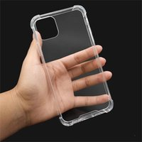 Cell phone Cases Transparent Shockproof Acrylic Hybrid Armor...
