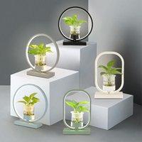 Спальня тумбочка для прикроватного стола теплый творческий личностный завод декоративный лампа бытовой гостиной светодиодный стол