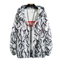 Women's Jackets Basic women's jacket camouflaged with zipper, light female hoodie, summer, . DYNK