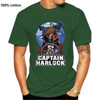 Men's T-Shirts Captain Harlock T Shirt For Men Women And Childrenshow Original Title
