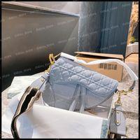 حقيبة سرج المرأة الفضلات مصممي أكياس crossbody 2021 أزياء المرأة حقائب اليد المحافظ الكلاسيكية السرج حقيبة الكتف الجلود جودة عالية