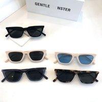 2021 GM occhiali da sole piccolo viso per le donne occhiali da sole morbido Agail Acetato Acetato Polarizzato UV400 Square Donne Donne Occhiali da sole con scatola originale